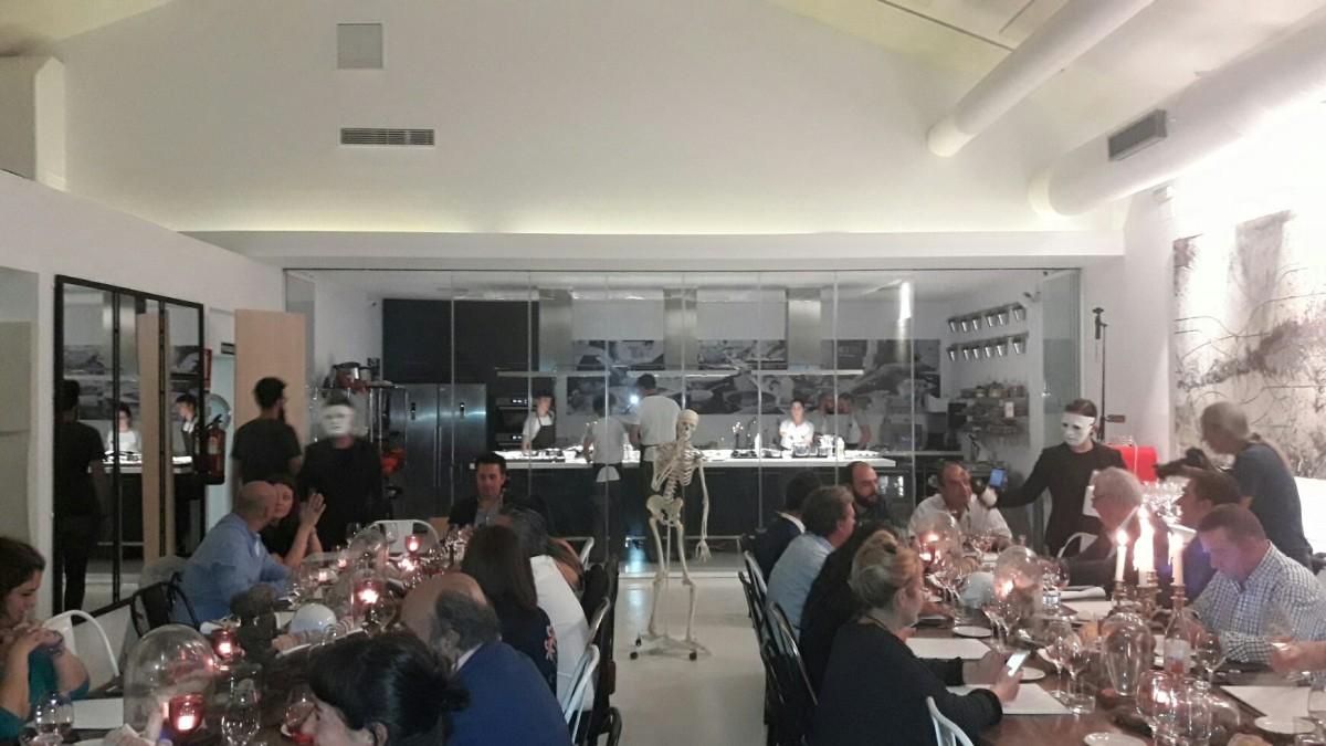 Dilema: una propuesta gastronómica diferente de Basque y Bodegas Valdemar