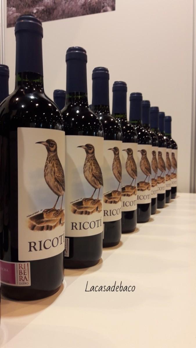 En Biocultura 2017 encontramos Ricotí: vino ecológico por una buena causa